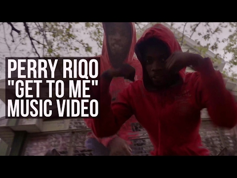 "Perry Riqo - ""Get to Me"" shot by @adamcookmedia"