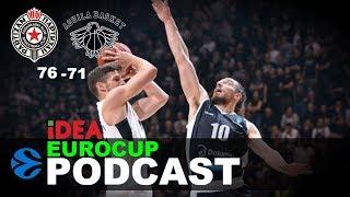 Analiza 6. Kola Evrokupa powered by Idea | SPORT KLUB Podcast