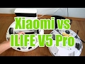Xiaomi vs ILIFE V5 Pro Cleaning Test