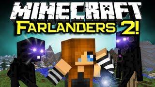 Minecraft THE FARLANDERS 2 MOD Spotlight! Farlander Rebellion! (Minecraft Mod Showcase)