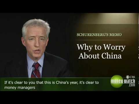 Why You Should Worry About China