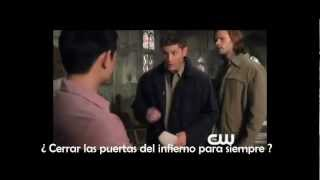 Supernatural Temporada 8 Trailer Sub Español HD