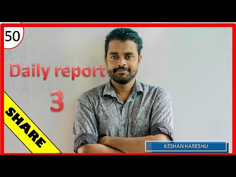 colombo share market daily report 03