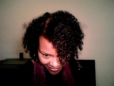 The New Year, Now You Site Is Up - Stretching Hair Goal and randomness...