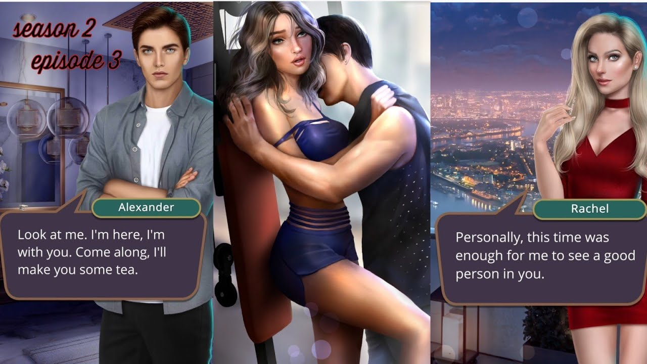 Download Chasing you (season 2, episode 3) (Sam's route ❣️) (logic route💡) (diamonds used 💎)