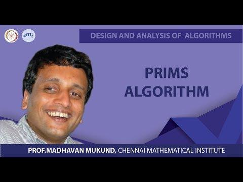 Prims Algorithm