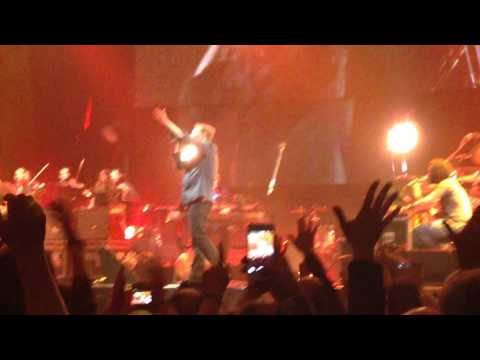 One Day Like This - Elbow (Live at Capital FM Arena, Nottingham 14/04/14)