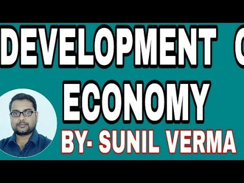 Development of Economy