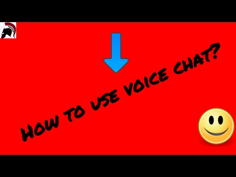 GTA V How To Turn On Voice Chat