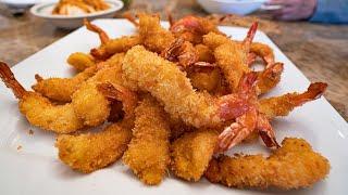 Korean Fried Shrimp Recipe | The Perfect Bite Episode 3