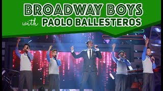 Broadway Boys with Paolo Ballesteros | June 9, 2018