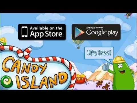 Candy Island Trailer