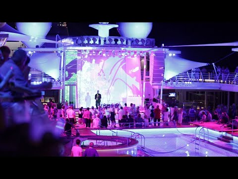ELBKLANG DJ 2er COMBO - Lily was here | Live on Cruise Ship