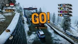 WRC Powerslide (Game Play)