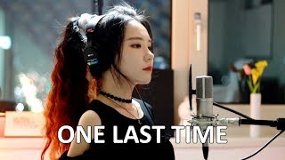Video ONE HOUR REPLAY Me Singing - One Last Time by Ariana Grande - J.Fla cover download MP3, 3GP, MP4, WEBM, AVI, FLV Desember 2017