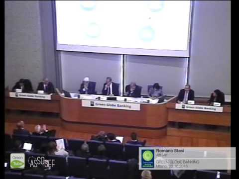 X Edizione Green Globe Banking - Tavola Rotonda (parte 1)
