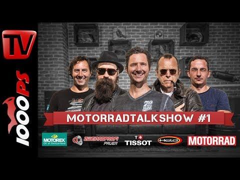 1000PS Live - Die Motorradtalkshow Folge 1