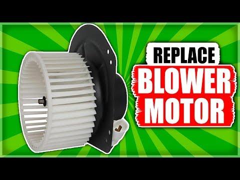 [How To Replace 2000 Dodge Dakota Blower Motor ...