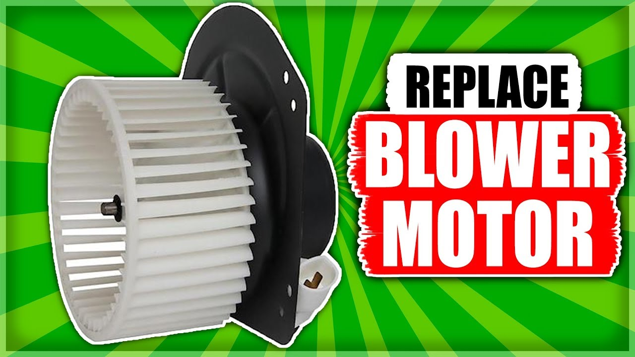 Replacing Blower Motor On 2005 Dodge Dakota Youtube