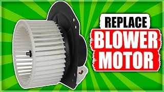 How to Replace the Blower Motor on a Dodge Dakota or Durango