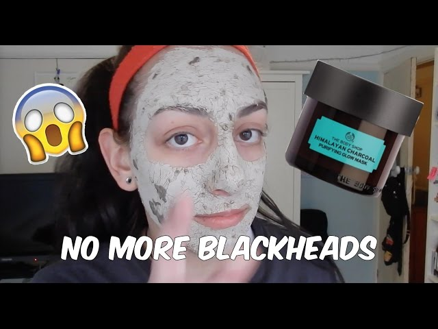 Harga The Body Shop Himalayan Charcoal Purifying Glow Mask Murah Indonesia Priceprice Com