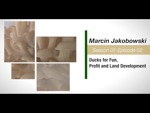 S01E02 - Marcin Jakubowski Presentation and Questions and Answers