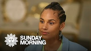 Alicia Keys reflects on the journey to know herself