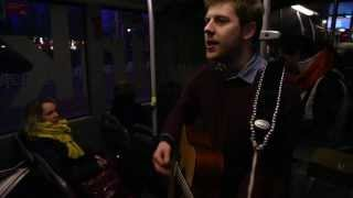 Q-link Bus Sessions 2014: Stuart Mavis - 'The Gang'