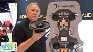 Diamond Audio Presents... the Diamond Elite Series (DES) Speakers - CES 2019
