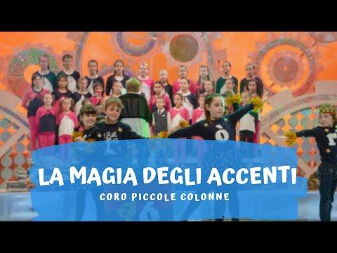La magia degli accenti - trucchi grammaticali - canzone per bambini scuola primaria