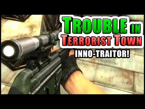 Traitor als Innocent?! | Trouble in Terrorist Town! - TTT | Zombey