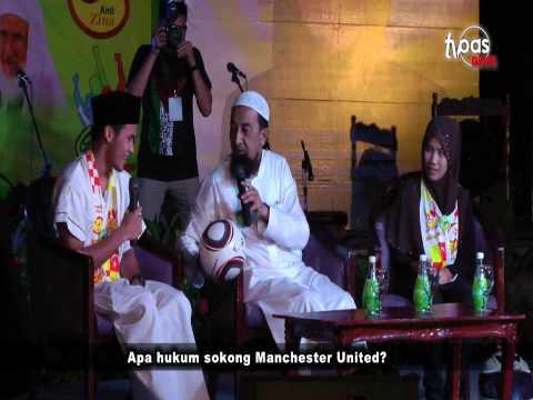 Apa hukum sokong Manchester United?