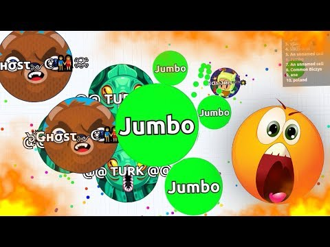 MOST ULTIMATE DESTROYING TEAMS EVER IN AGARIO