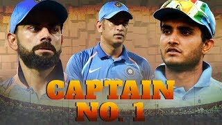 The biggest debate of Indian Cricket, Who is Captain No. 1?