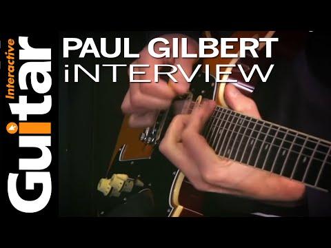 Paul Gilbert Interview   Part Two