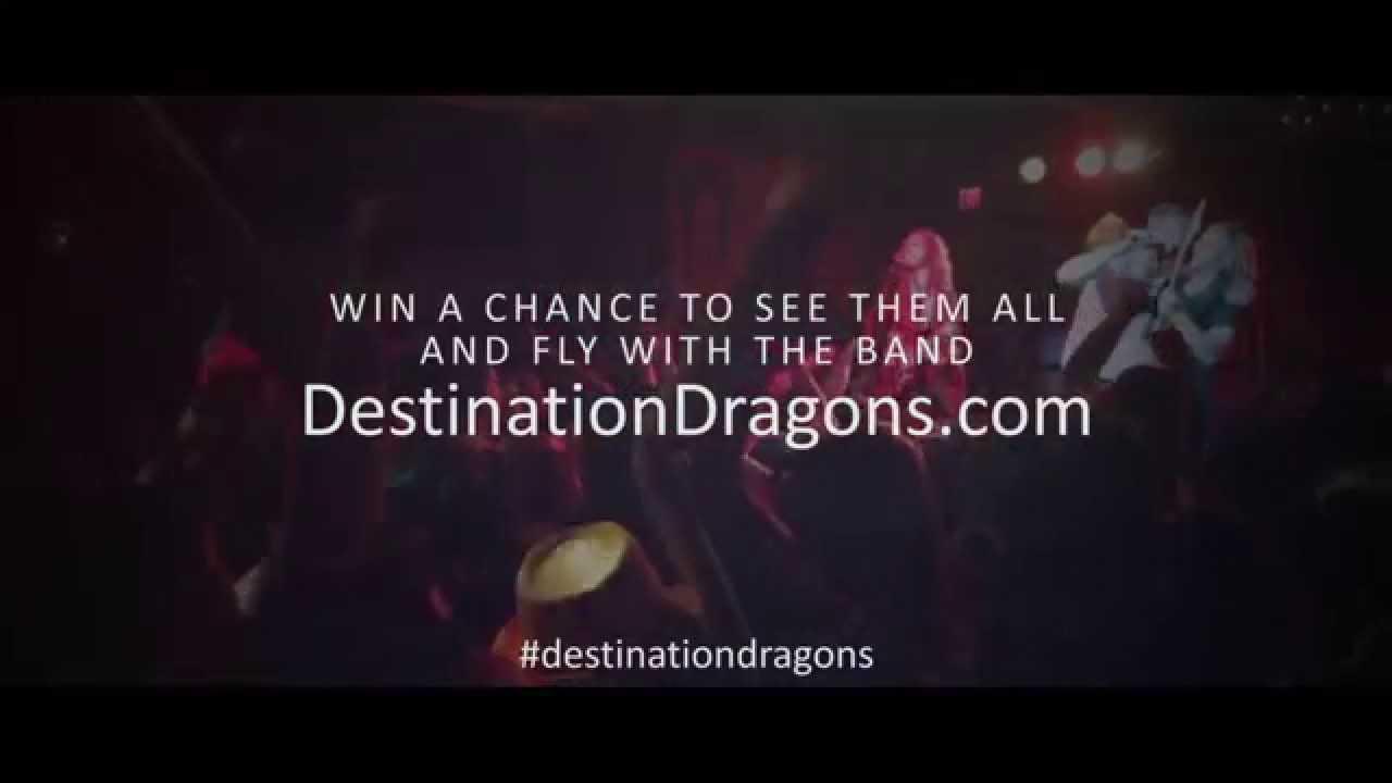 Imagine Dragons - Destination Dragons Tour
