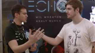 There Came an Echo - Voice activated RTS starring Wil Wheaton
