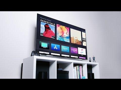 Ultimate 4K TV Setup - Minimal and Compact!