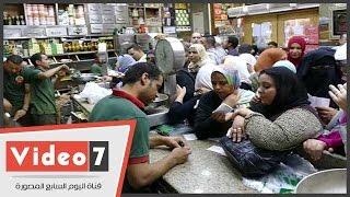 رجب العطار..الياميش والمكسرات يرفعان شعار