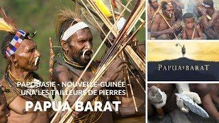 Papouasie - Nouvelle-Guinée - Una les tailleurs de pierres - Papua Barat