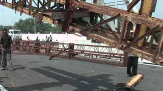 Schwere Unfälle bei Bauten für Commonwealth Games in Neu Delhi