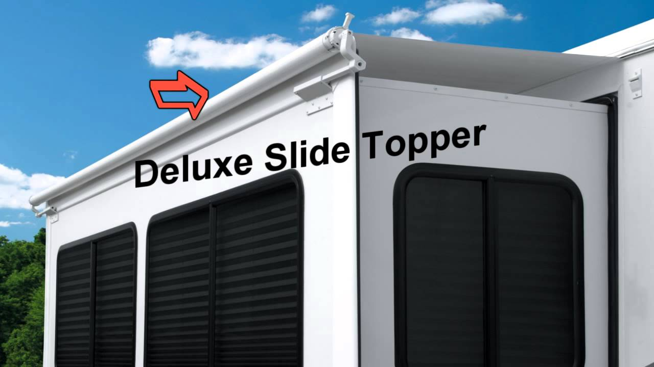 Slide Out Protection For Your Rv By Dometic Youtube