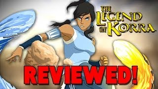 The Legend of Korra on a New TV Show Show!!
