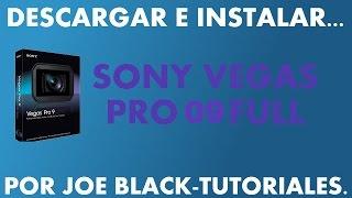Sony Vegas Pro 9 Full + Keygen 1 Link de descarga  *ACTUALIZADO*