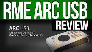 RME ARC USB | Unboxing & Review