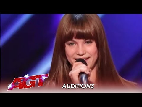 LEAK: Charlotte Summers 13-Year-Old From Spain A NEW STAR IS BORN! | America's Got Talent 2019