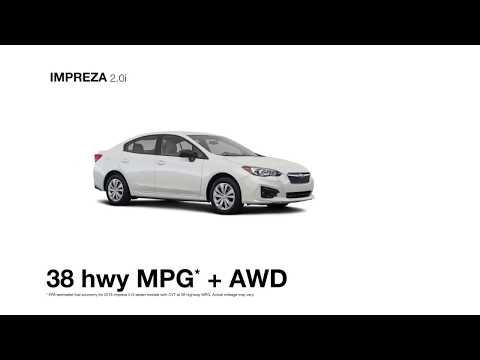 2018 Subaru Impreza 2 0i Base Model Review