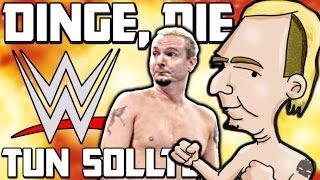 Dinge, die WWE mit James Ellsworth tun sollte! (Deutsch/German)