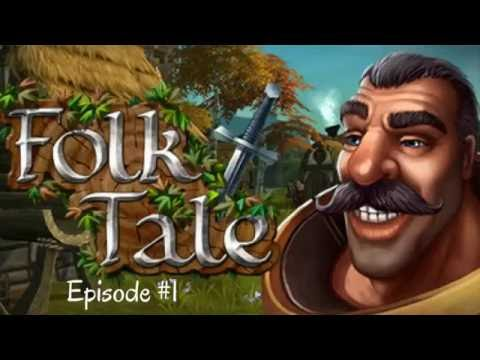 Folk Tale - The Series - Episode #1 - Early Village Life