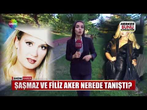 Şaşmaz ve Filiz Aker nerede tanıştı?